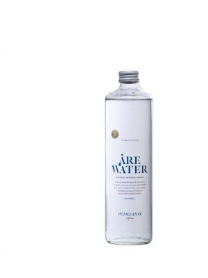 ARE WATER fles bruiswater