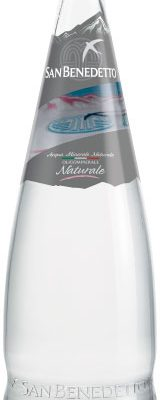 fles san benedetto platwater