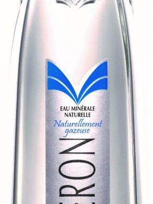 fles Saint Geron naturally bruiswater