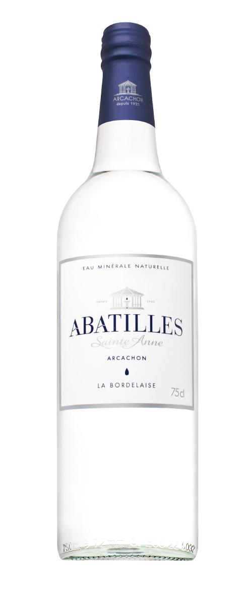 fles abatilles platwater
