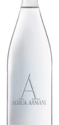 fles armani platwater