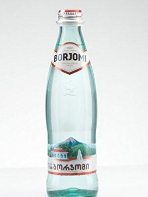 fles borjomi bruiswater