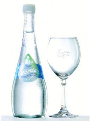 fles eaumega bruiswater