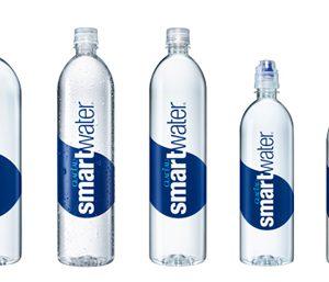 fles glaceau plat water