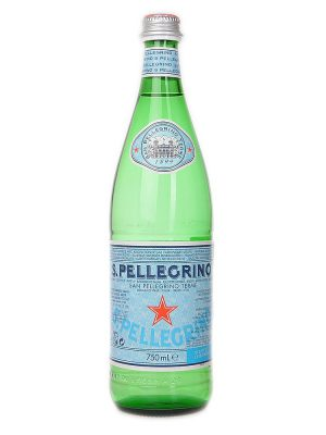 fles san pellegrino