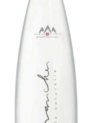 fles sembrancher natural water