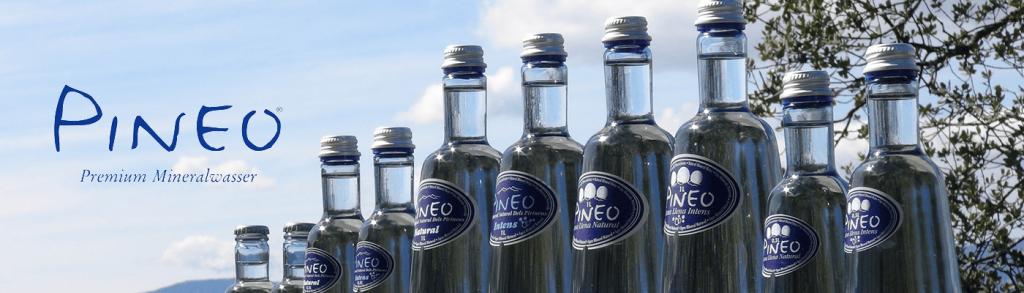 Pineo is natriumarm mineraalwater